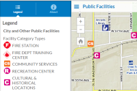 Public Facilities Interactive Map